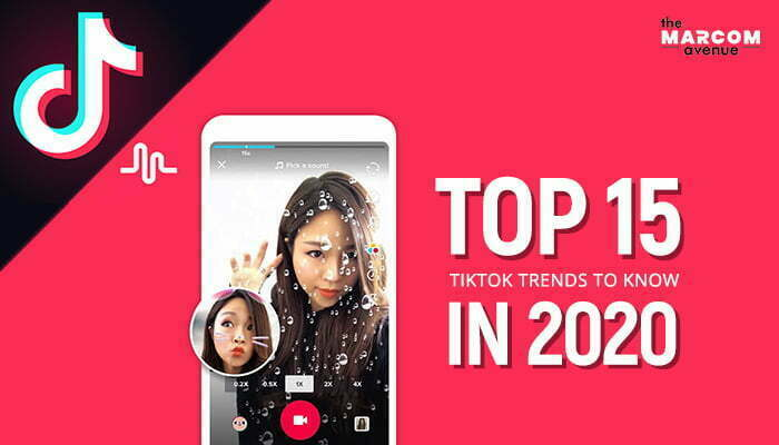 Top 15 TikTok Trends To Know in 2020