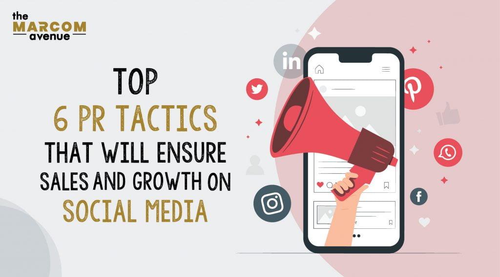 pr strategies for social media