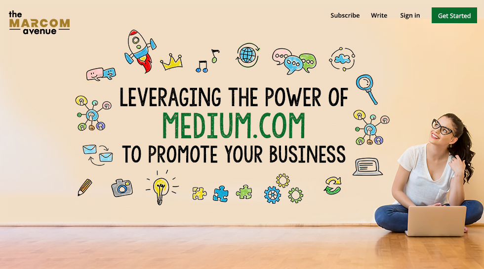 Leveraging the Power of Medium.com to Promote your Business