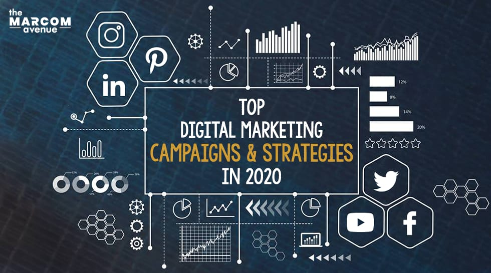 Top Digital Marketing Campaigns and Strategies in 2020