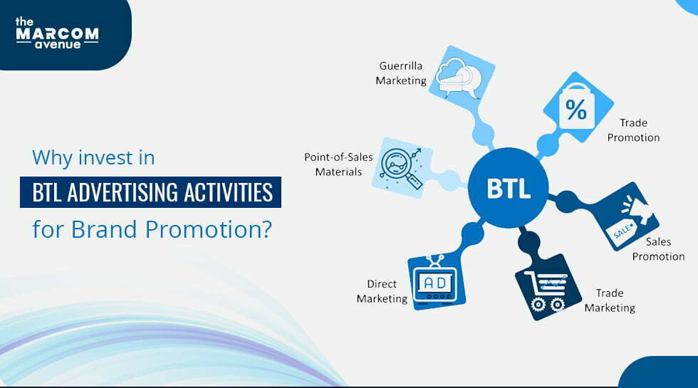 Why Invest in BTL Advertising Activities for Brand Promotion?