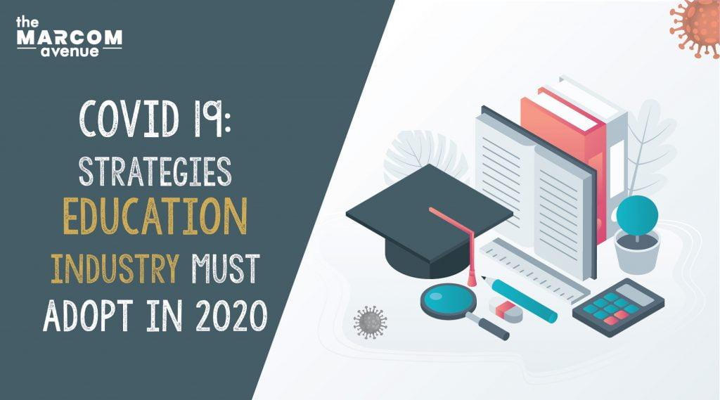 Strategies Education Industry Must Adopt in 2020