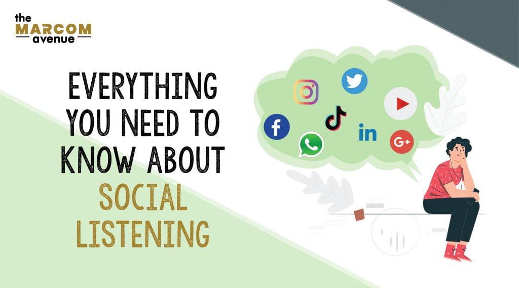 social listening strategies