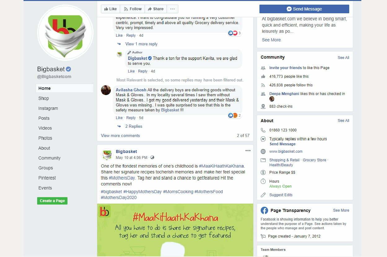 creative facebook marketing strategy
