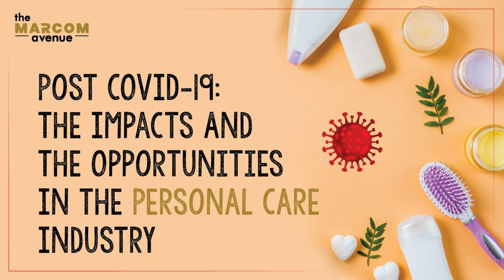 marketing opportunities for personal care industry