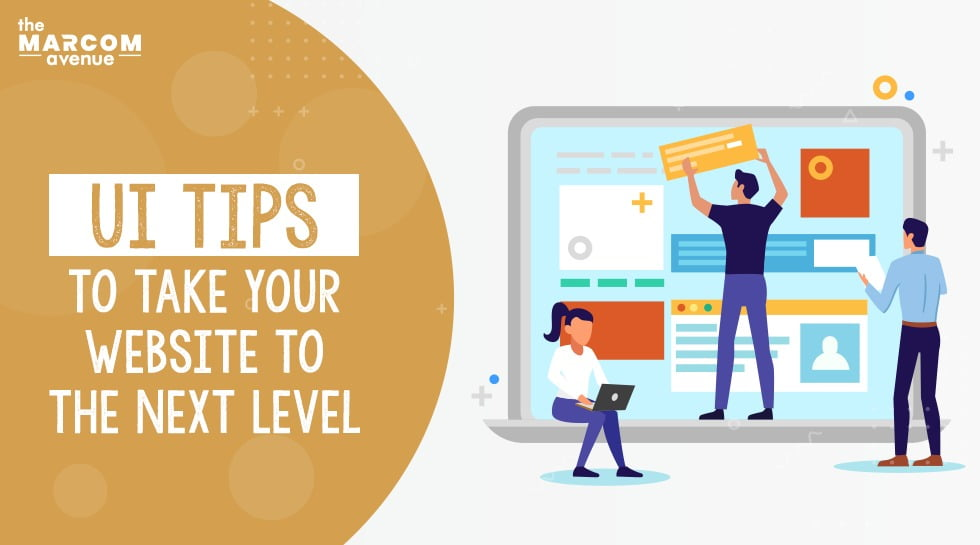 UI Tips To Take Your Website To The Next Level