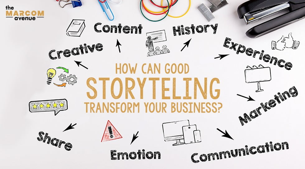 How Can Good StoryTelling Transform Your Business?