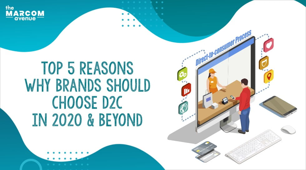 Why D2C in 2020?