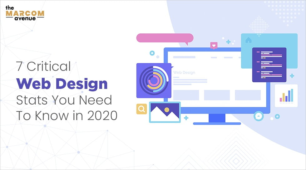 7 Critical Web Design Stats You Need To Know In 2020