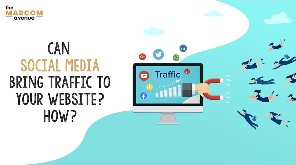 Can Social Media Bring Traffic To Your Website? How?