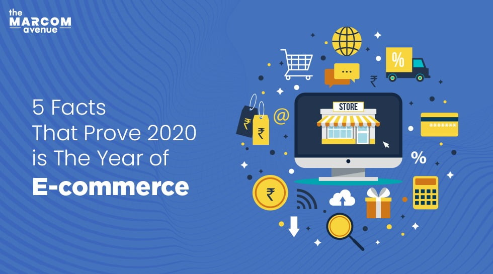 5 Facts That Prove 2020 is the Year of eCommerce