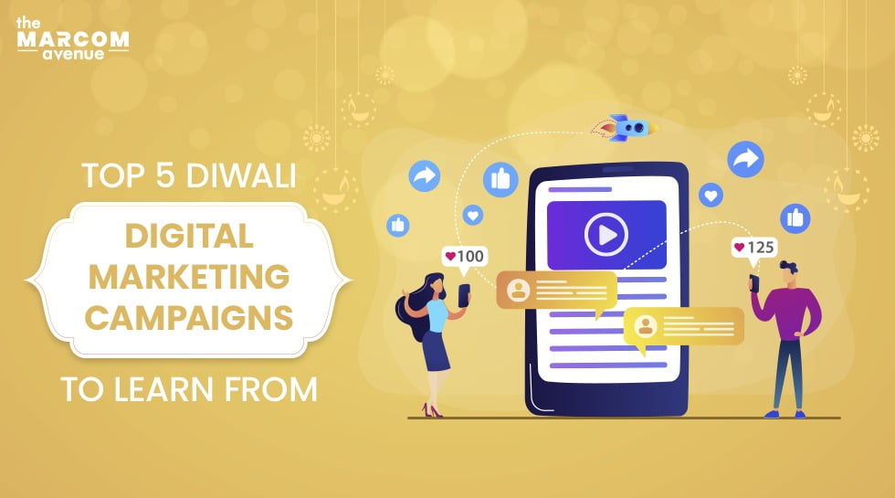 Top 5 Diwali Digital Marketing Campaigns to Learn From