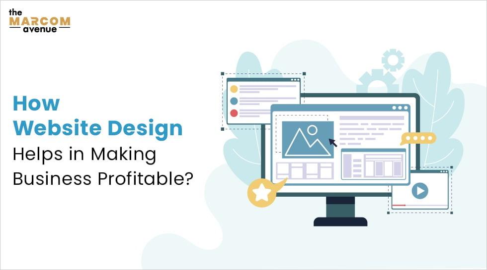 How Website Design Help in Making Business Profitable?
