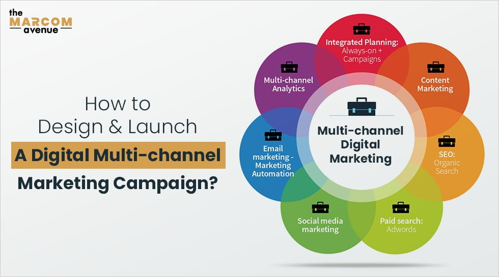How to Design and Launch a Digital Multi-channel Marketing Campaign