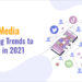 Social Media Marketing Trends to Leverage in 2021