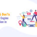 The Dos and Don'ts of Search Engine Optimization in 2021